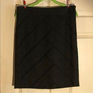 NWT WHBM Ponte Skirt